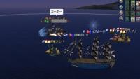 黒海にて!