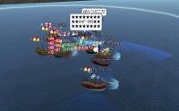 ダブリン大海戦初日チワワ艦隊と