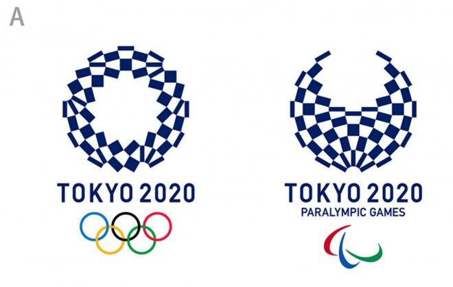 ②オリンピックの新エンブレムは創価模様葬式模様入れ墨模様!