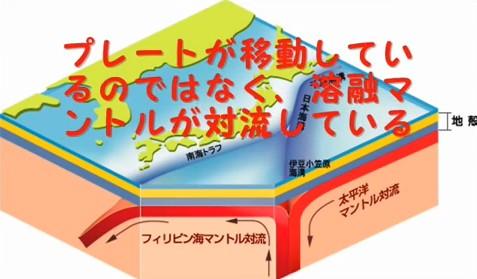 ③地震って福島原発水素爆発のような水素爆発じゃないの活断層=地下巨大水素爆発でできた傷跡!