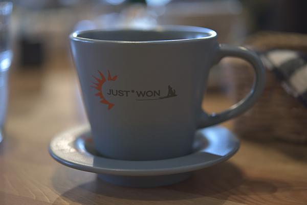 いつものカフェ