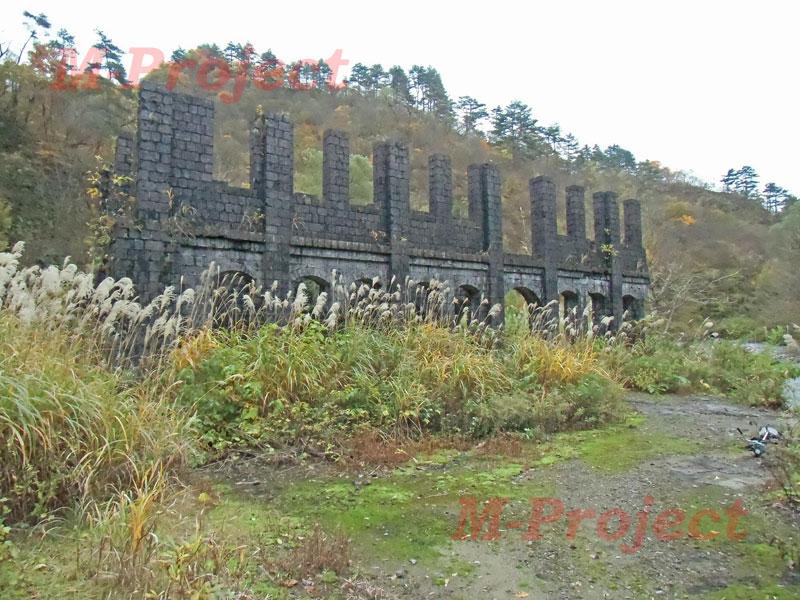柵の向こう側 持倉鉱山 その1