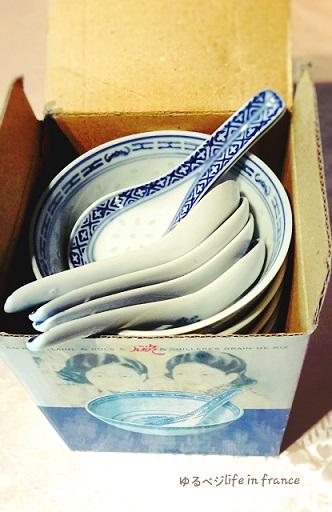 中国の茶碗