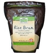 rice bran①