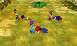 牧場物語 精霊祭 踊り1