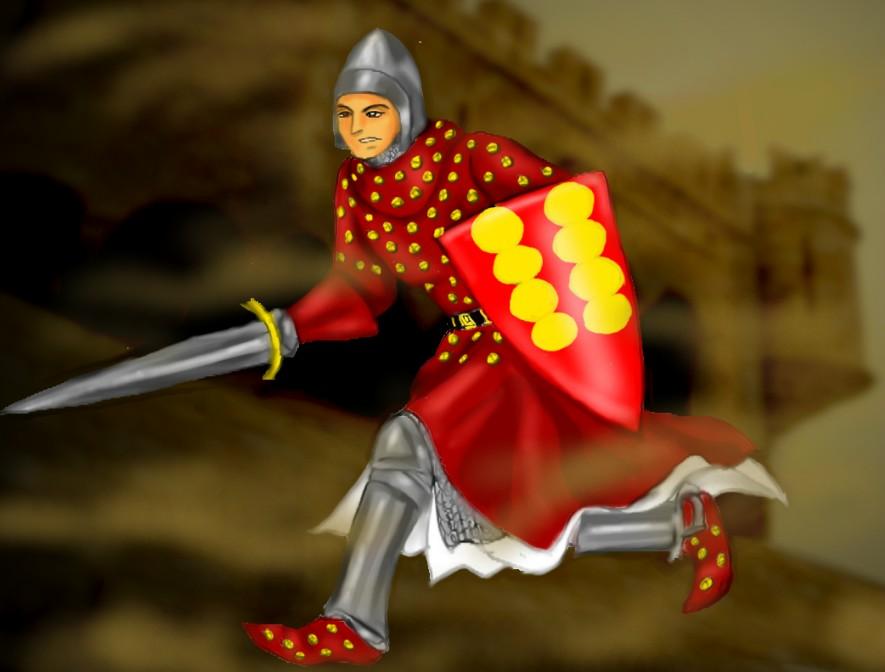 アラゴンの騎士