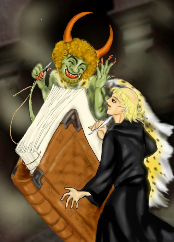 コデックスギガスの悪魔
