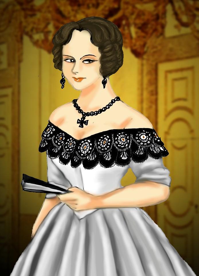 ヴィクトリアの女官