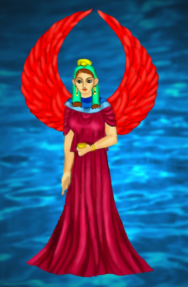 カルタゴ女神