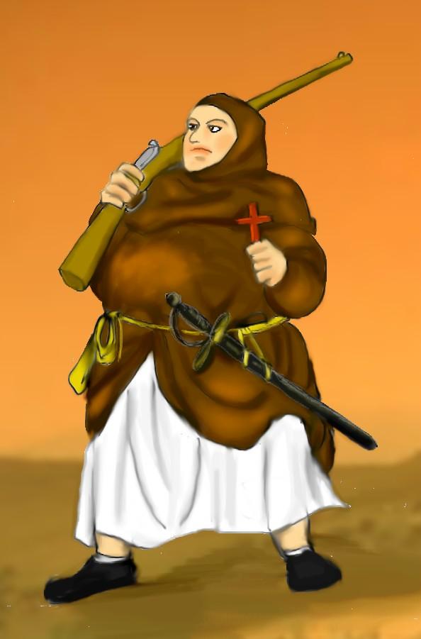 フランチェスコ僧