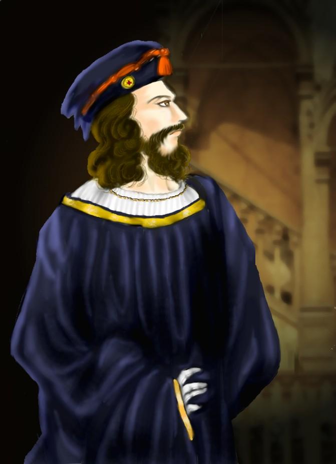 ヴァレンティーノ公チェーザレ・ボルジア