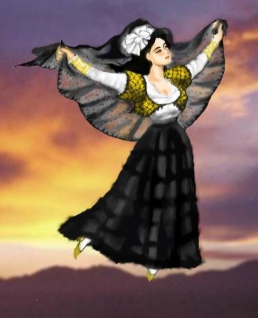 アルバ公爵夫人