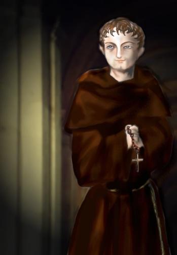 ティモテオ修道士