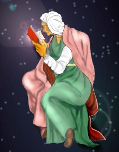 ペルシャの巫女