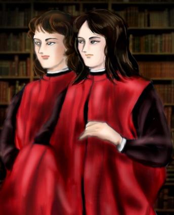 双子の医者