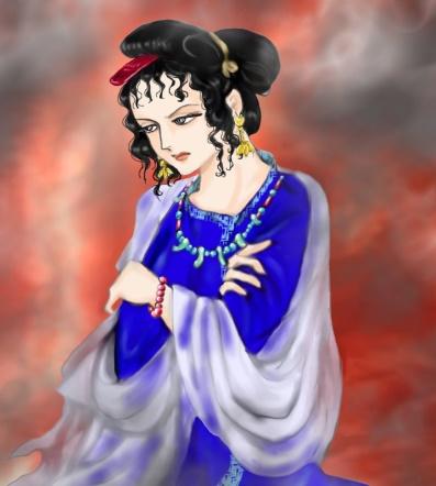 草香幡梭姫皇女