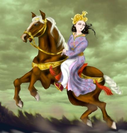 阿史那皇后