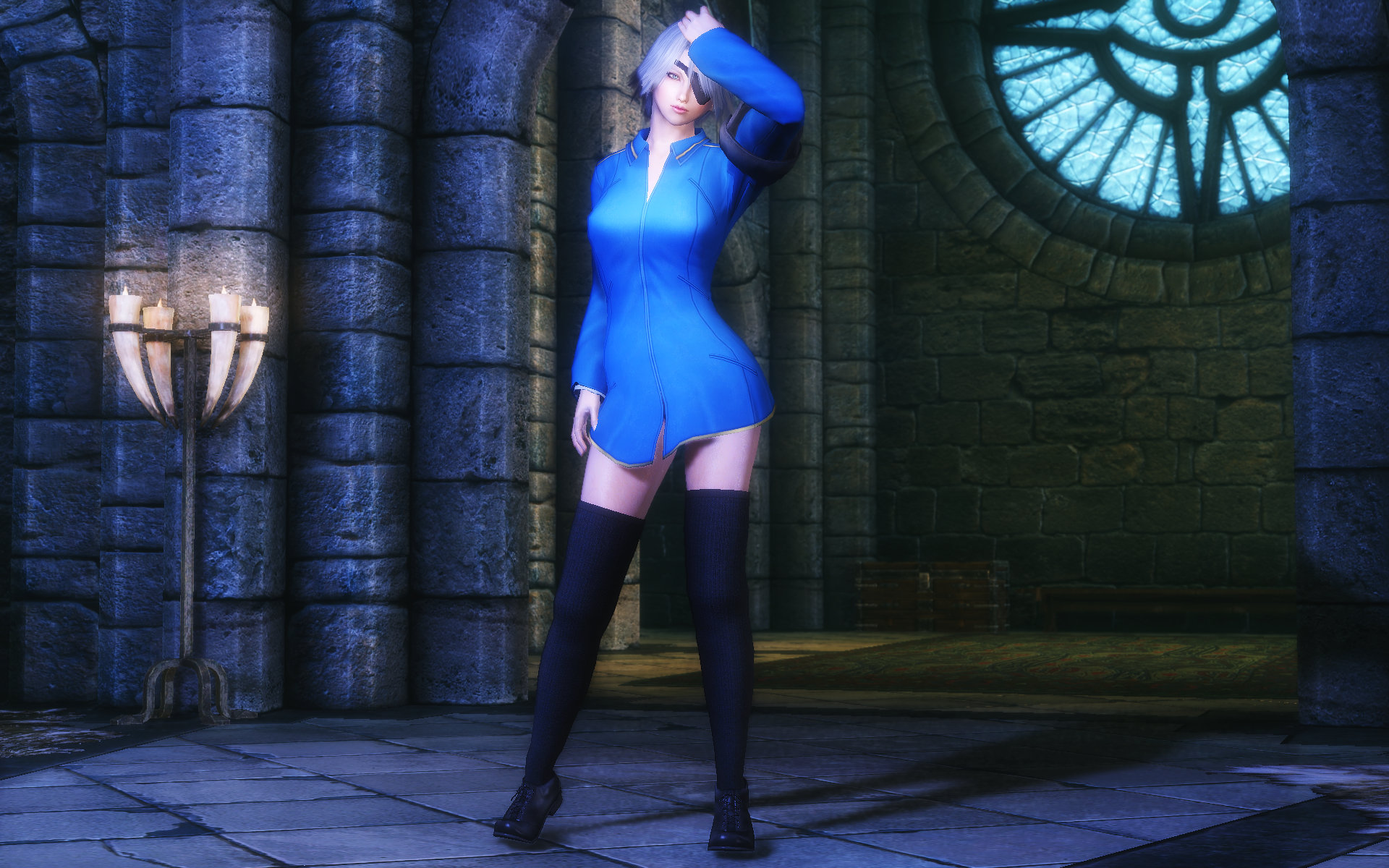 FF8 Fujin Outfit おまけ衣装