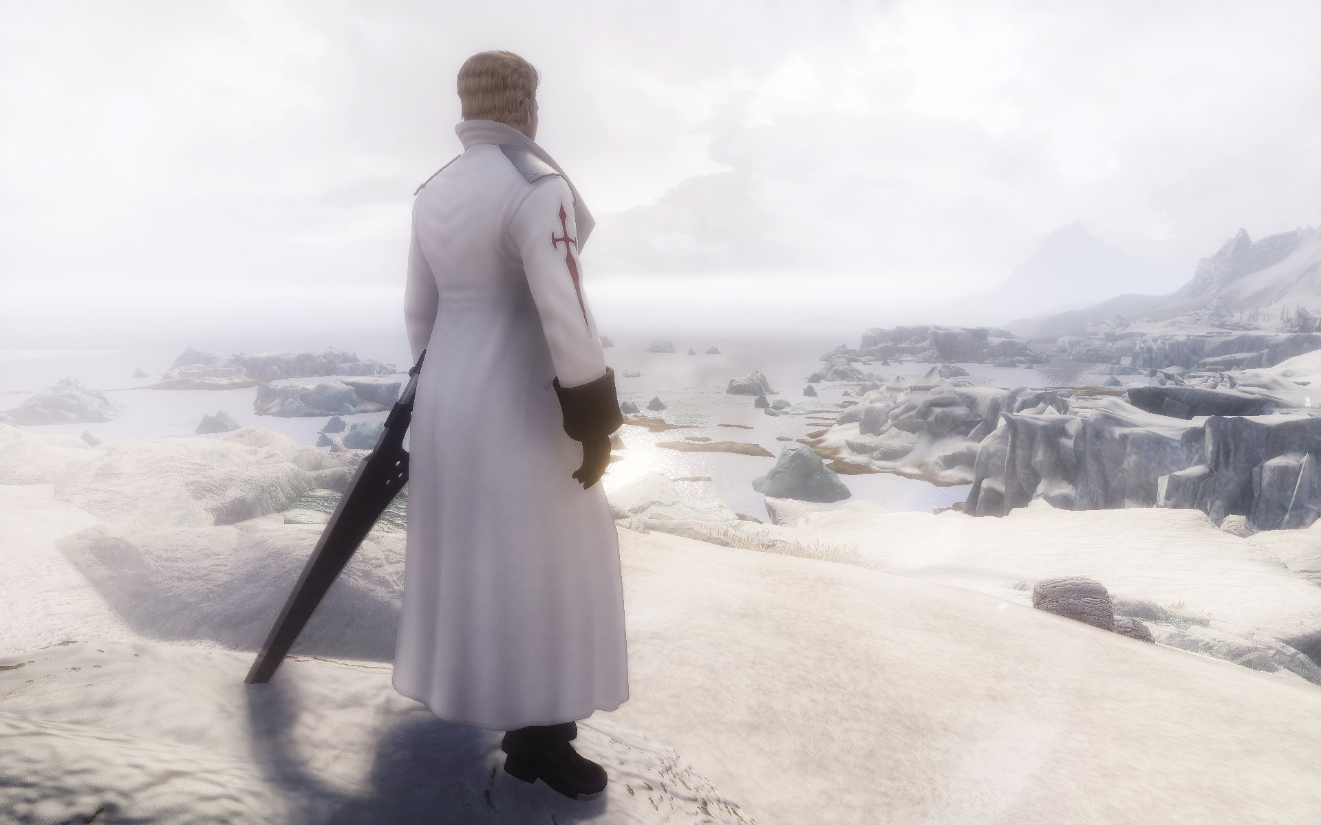 FF8 Seifer Outfit & Hyperion
