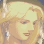 メアリー顔