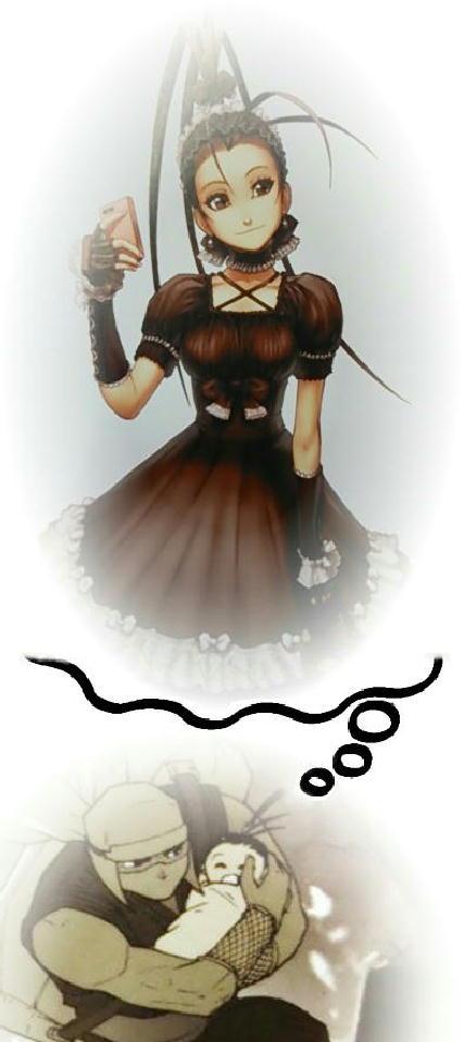 俺の理想はゴスロリの姫