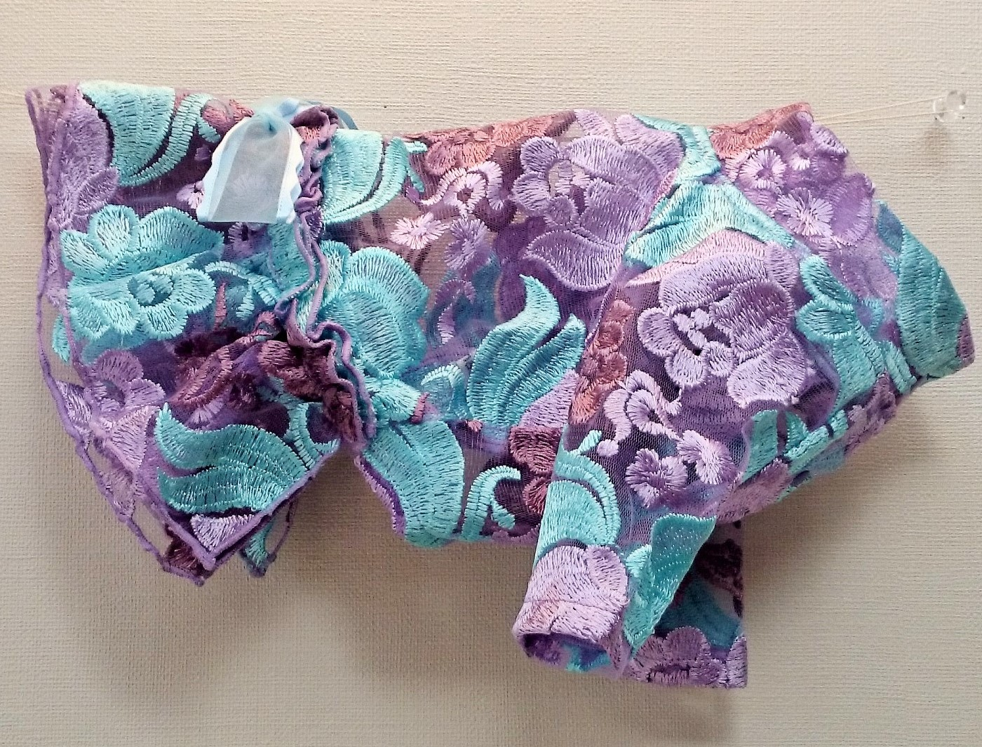 Remanis ドレス 紫 ③ (2)