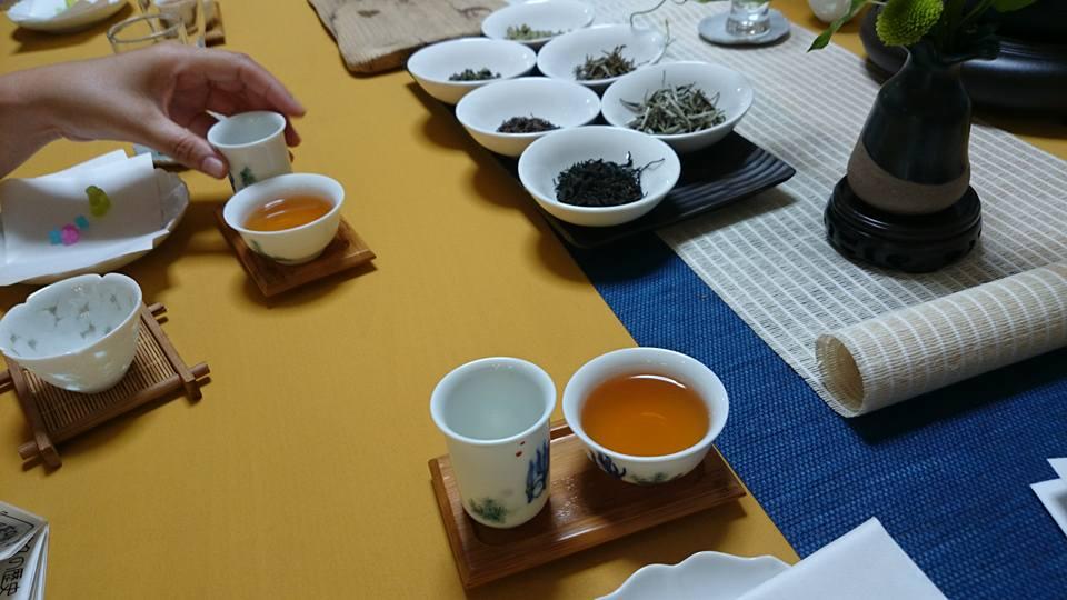 中国茶inミッパレ