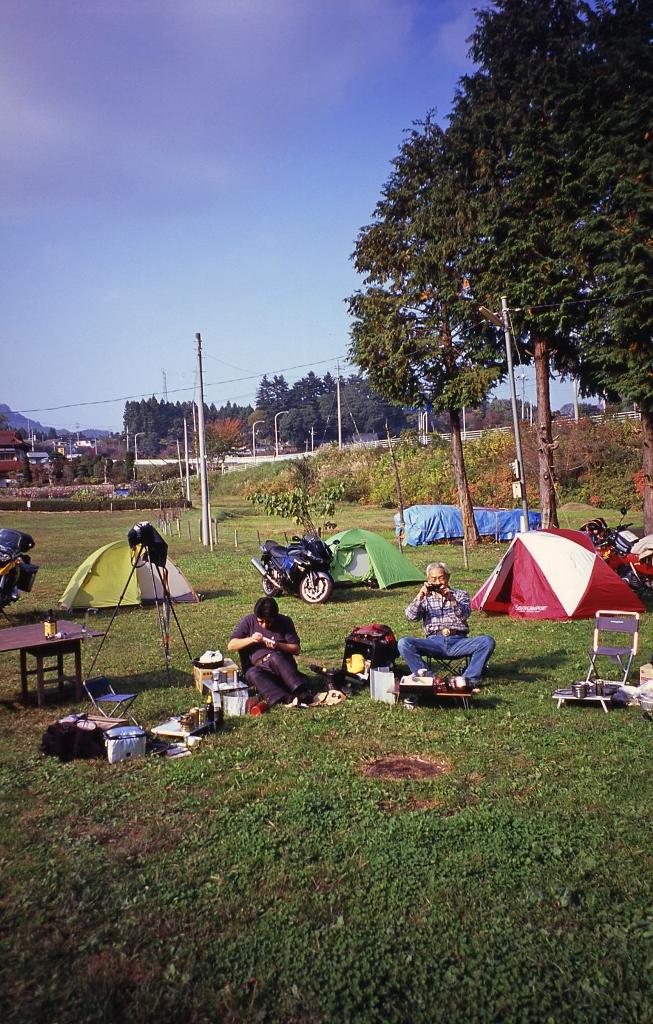 上小川キャンプ場2