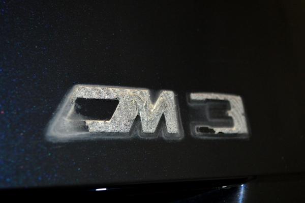 M3エンブレムB