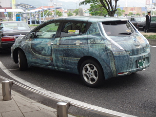 児島のタクシー