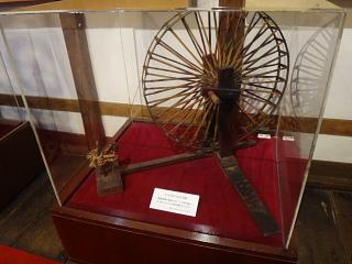 わが国の糸紡ぎ機