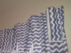 子ども部屋のカーテン2
