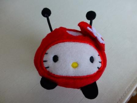 てんとう虫キティ11