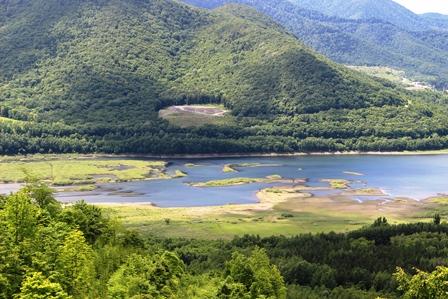 かなやま湖2