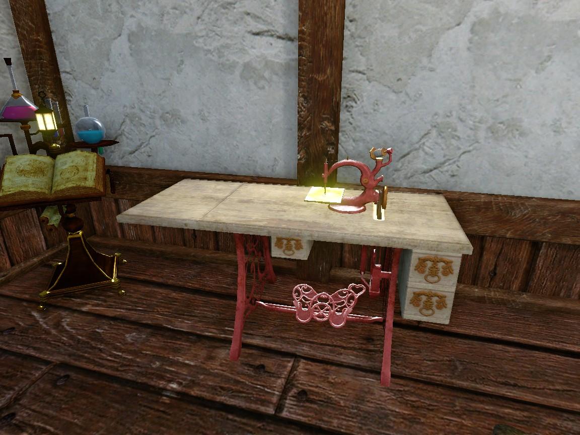 ハリハラン裁縫機