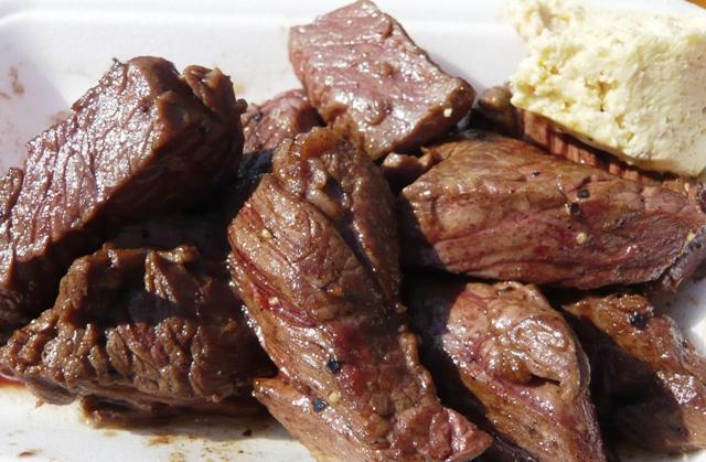 肉フェス:ROCKステーキ