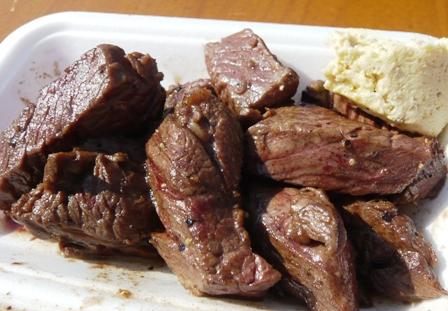 肉フェス:ROCKステーキ2