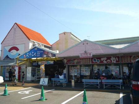 焼津さかなセンター:外観2