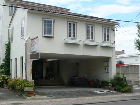 FRIEN HOUSE:外観