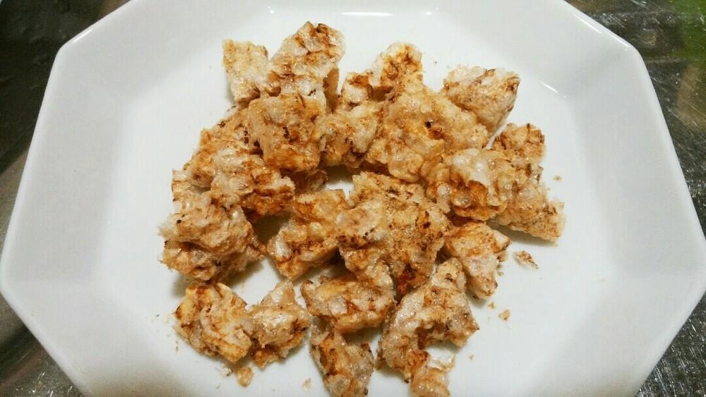 おこげ風野菜の中華あんかけの作り方4