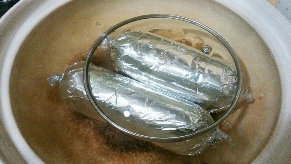 鶏ハムの作り方3