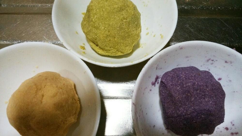 彩りおからクッキーの作り方2