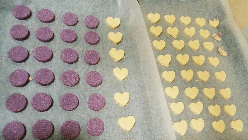 彩りおからクッキーの作り方3