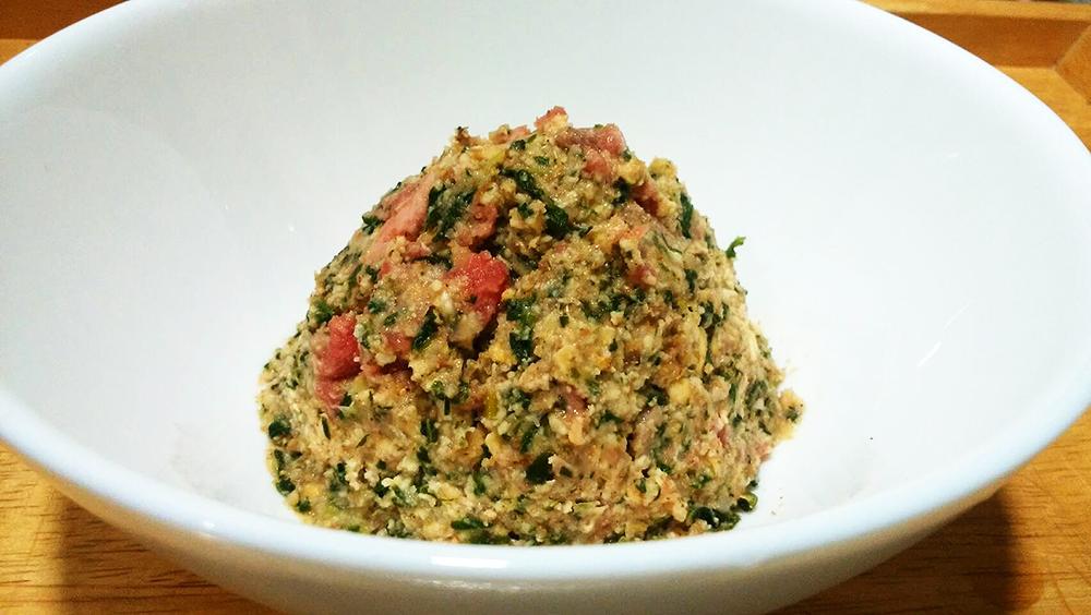 健康一番とラム肉の栄養満点スープご飯の作り方3
