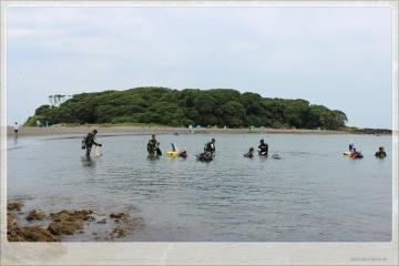 H28061903沖ノ島海底清掃