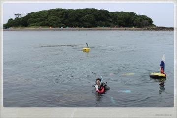 H28061904沖ノ島海底清掃