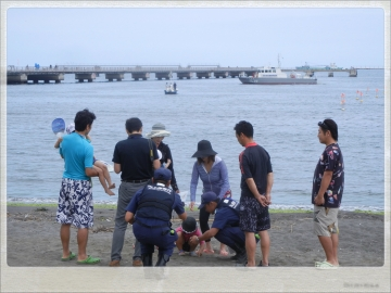 H28071606海浜合同パトロール