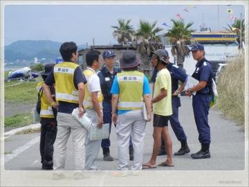 H28071609海浜合同パトロール