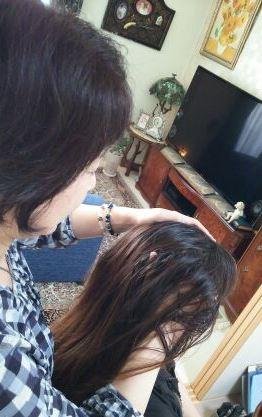 耳つぼ体験会10
