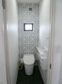 M様邸_2Fトイレ